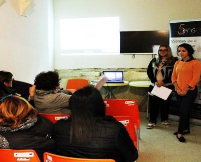 "5 Senses Malta presented ""Genius Loci project"" at stakeholder meeting"