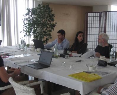 The second Steering Committee meeting was held in Malta