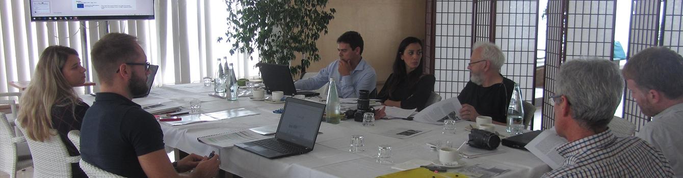 La seconda riunione del comitato direttivo si è tenuto a Malta