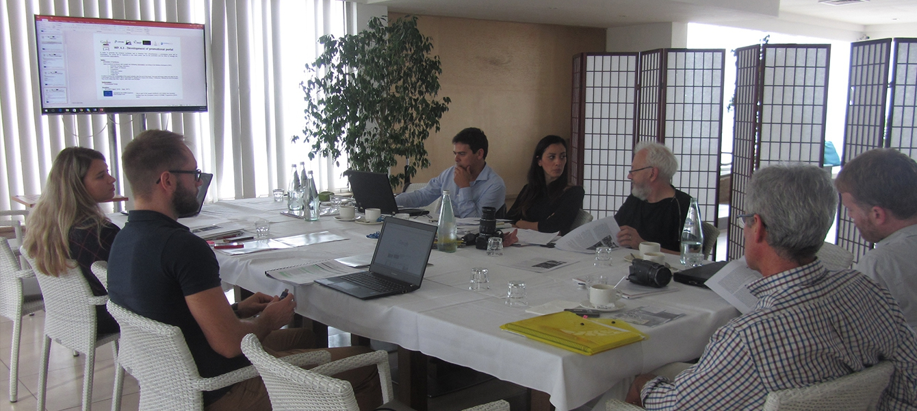 The second Steering Committee meeting was held in Malta