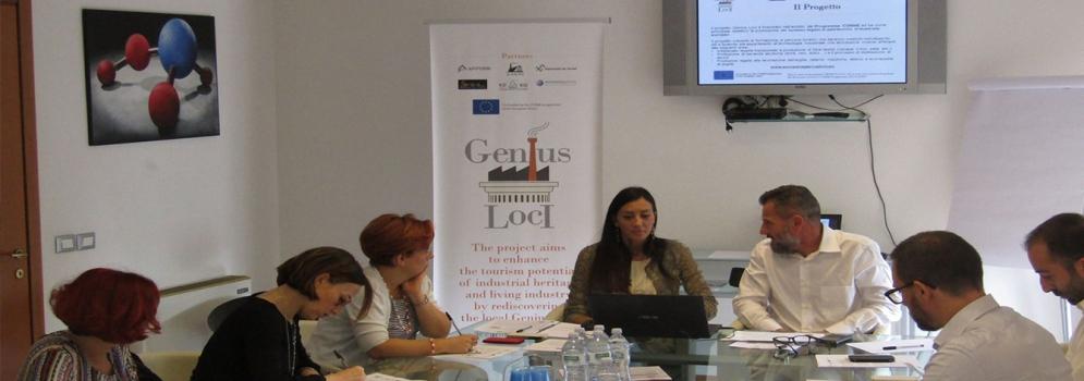 Meeting of Stakeholders in Perugia