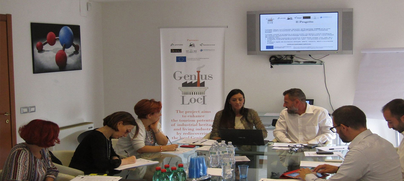 Meeting of Stakeholders in Perugia